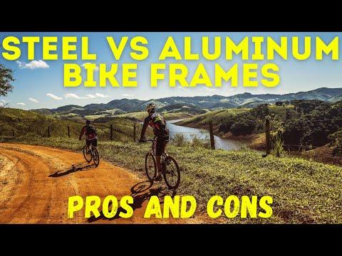 Steel Vs Aluminum Bike Frame: Pros and Cons