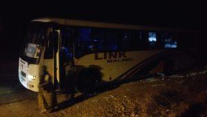 Link Malawi bus from Karonga to Lilongwe, Malawi