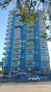 Where I stayed in Havana