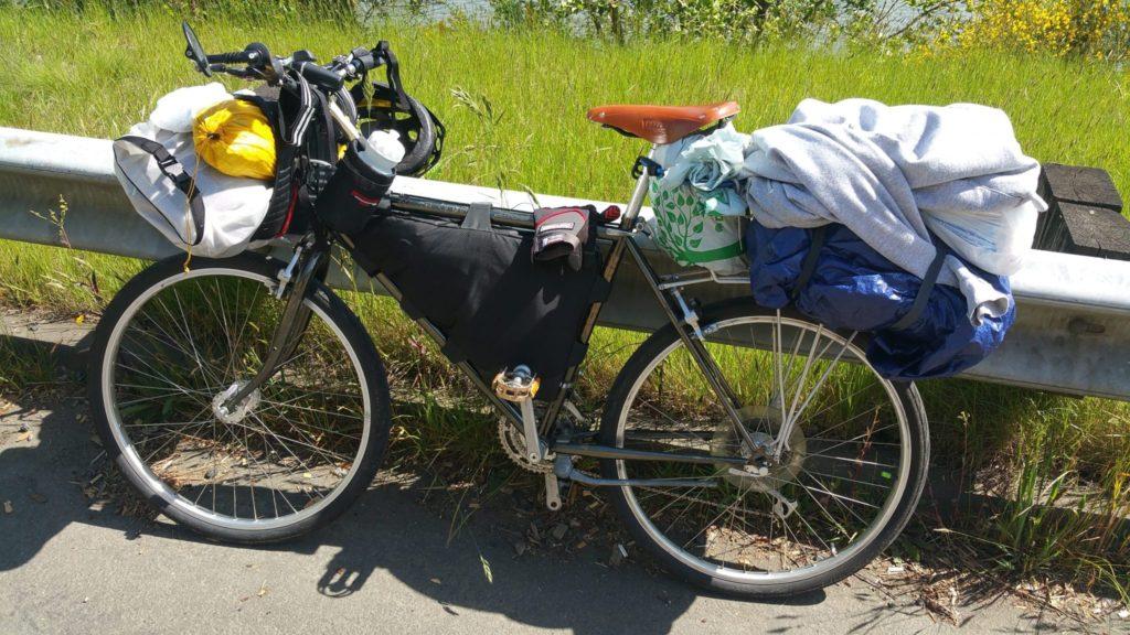 My 26 inch touring bike