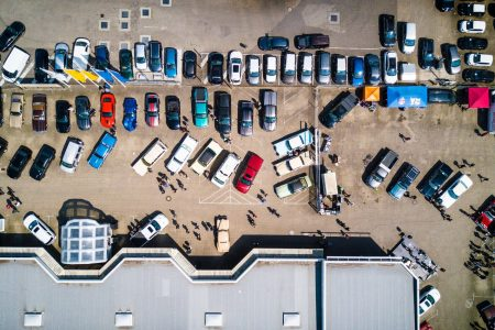 How to Park for Free at the Tijuana Border