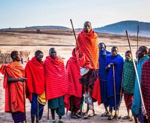 Maasai People of Kenya