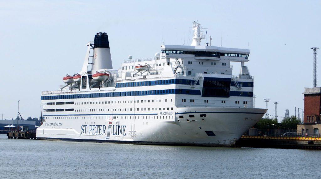 St Peter Line ferry