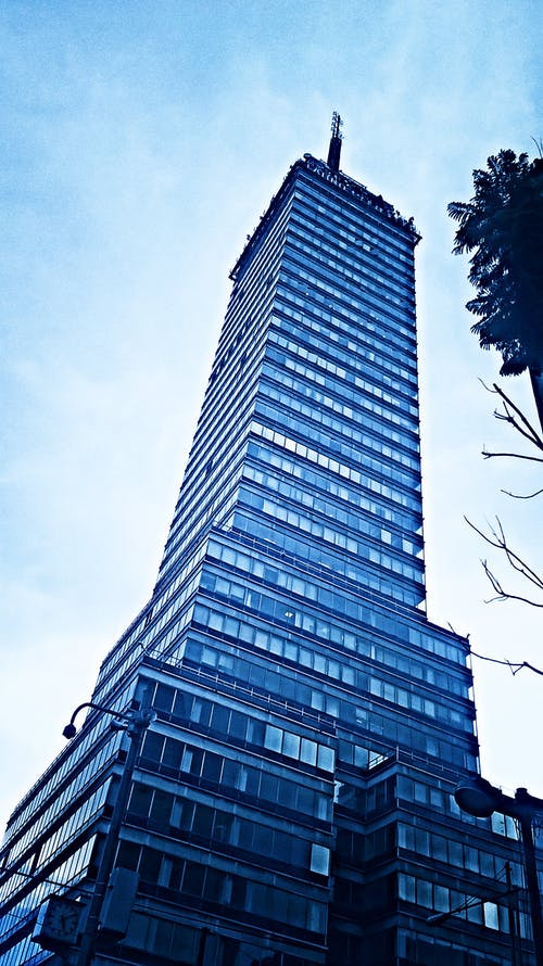 Torre Latinoamericana in Mexico City