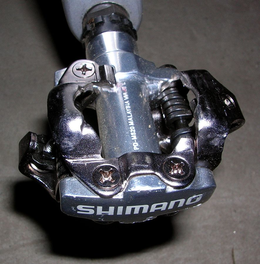 Shimano SPD clipless pedal