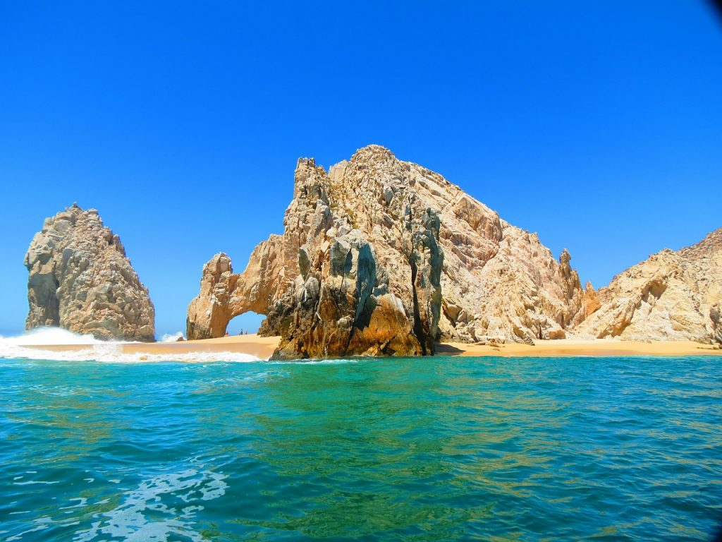 El Arco near Cabo in Baja California Sur