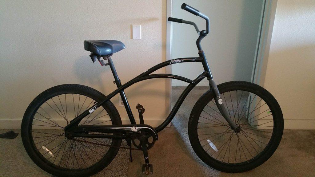 my Walmart bike