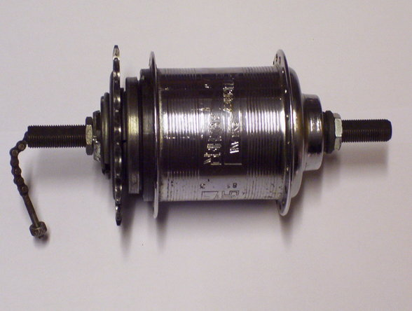 Sturmey Archer internal gear hub
