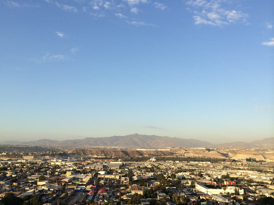 Beautiful Tijuana, Baja California