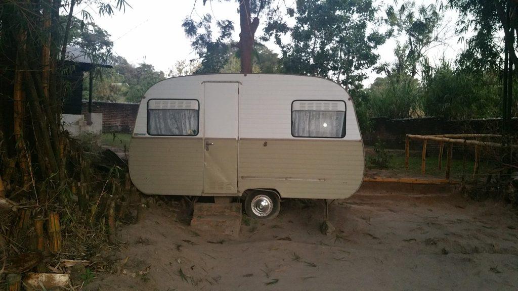 Hostel dorm in Mzuzu, Malawi