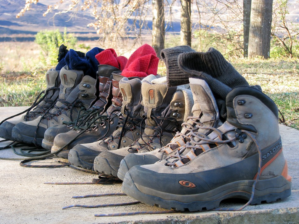 Hiking Boots Vs Trail Runners Pros And Cons Where The Road Forks