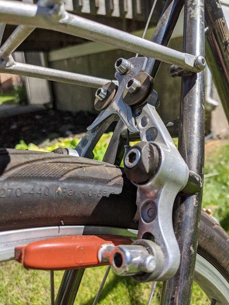 rim brakes