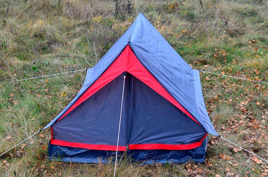 non-freestanding tent