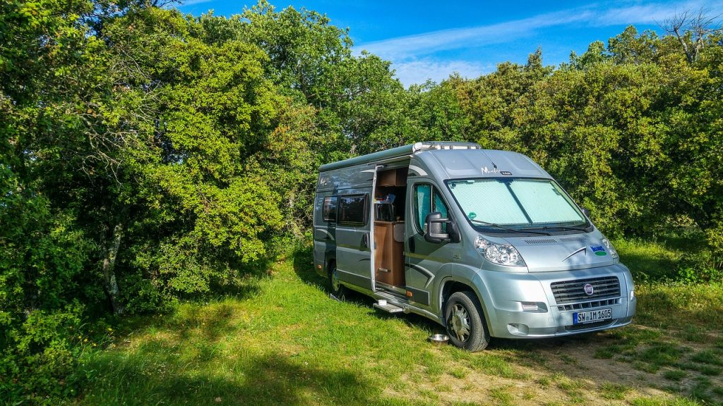 full sized camper van